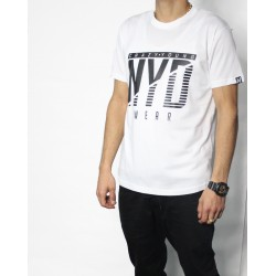 Camiseta NYD Icon White