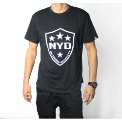Camiseta Shield Quality Black