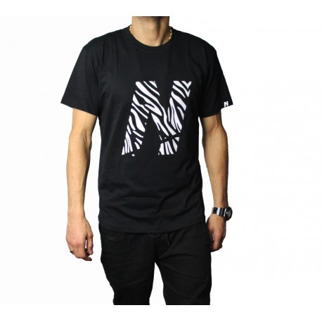 Camiseta Good Zebra Black