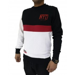 Sudadera Sin LImites Black/Red