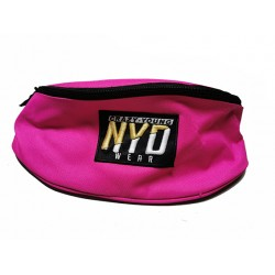 Riñonera Nyd Wear Basic Icon Super Pink